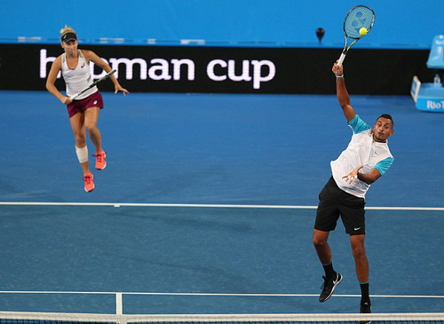 Kyrgios và Gavrilova nhiều cơ hội vào chung kết