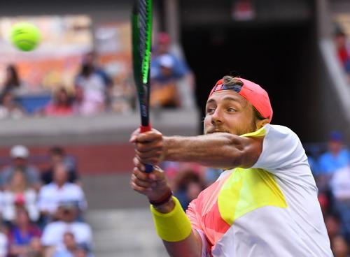 Lucas Pouille cũng có nhiều thế mạnh để khuất phục cựu vô địch Nadal
