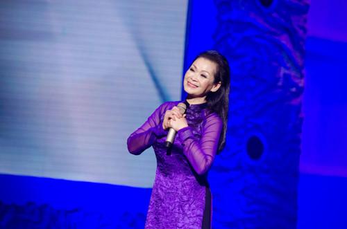 """Ca sĩ Khánh Ly : """"Tôi chỉ sống để chờ chết"""""""