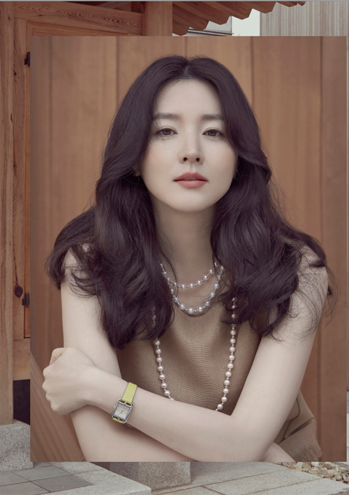 Nhan sắc Lee Young Ae