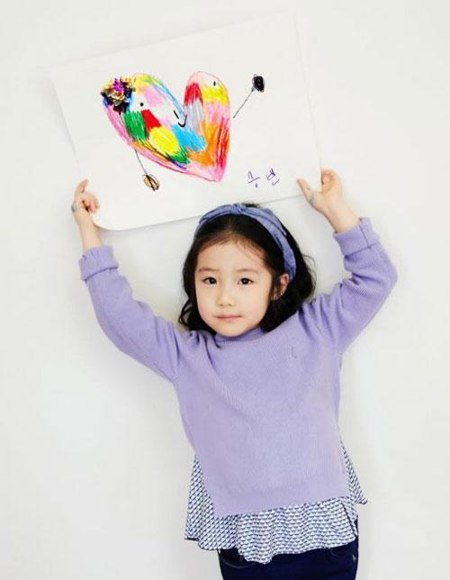 Con gái 5 tuổi của Lee Young Ae