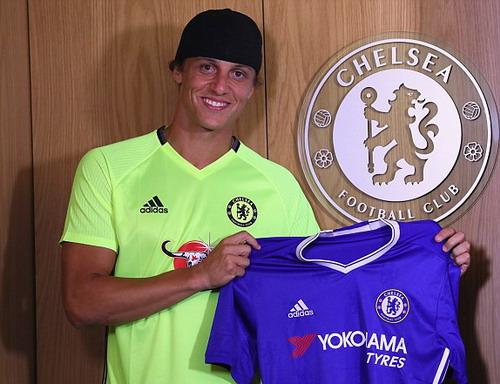 David Luiz gây sốc với việc trở lại Chelsea sau 2 năm