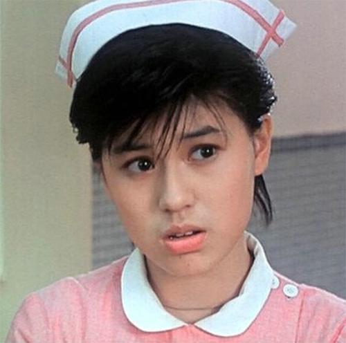 La Minh Châu thời trẻ