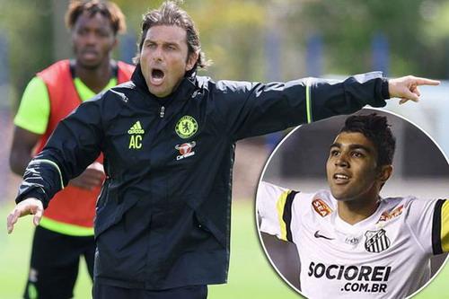 Gabriel Barbosa là mối quan tâm lớn của Conte