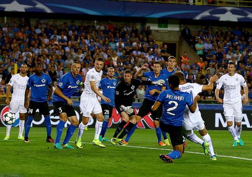 Leicester nhập cuộc đầy tự tin trước Club Brugge