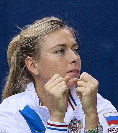 Masha từng giành HCB Thế vận hội 2012, 5 lần vô địch Grand Slam