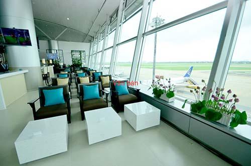 Phòng chờ 4 sao của Vietnam Airlines đi vào hoạt động
