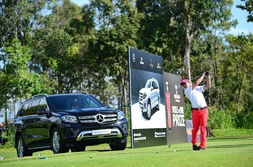 MercedesTrophy tìm ra 7 golf thủ tranh tài tại vòng chung kết châu Á