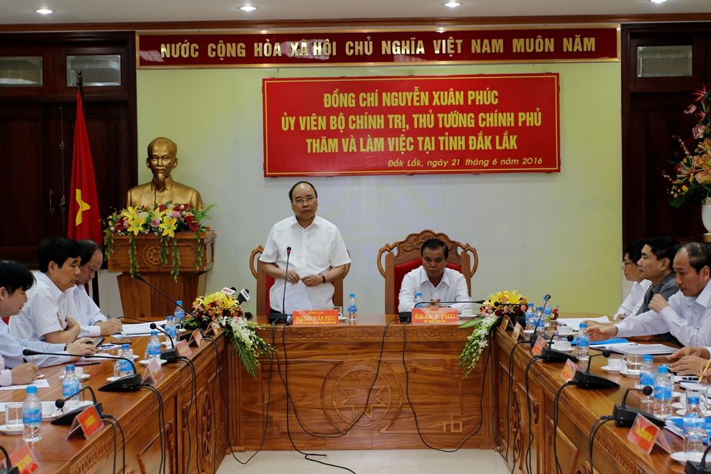 Thủ tướng Nguyễn Xuân Phúc tiếp tục khẳng định đóng cửa rừng tự nhiêm