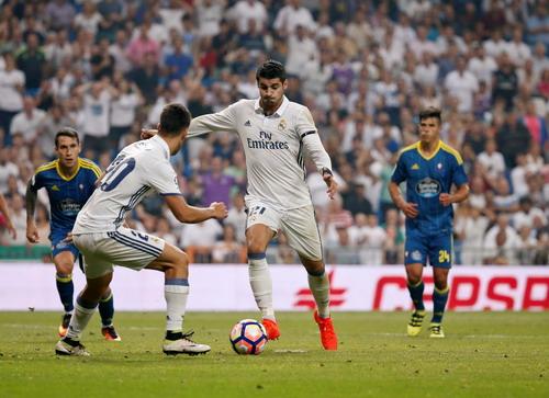 Morata là gương mặt đáng chú ý nhất Real Madrid hè này