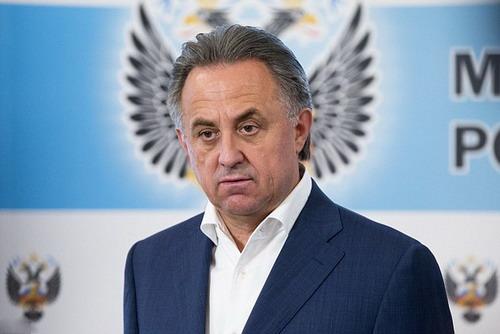 Bộ trưởng thể thao Vitaly Mutko bị coi là chủ mưu trong hệ thống doping ở thể thao Nga