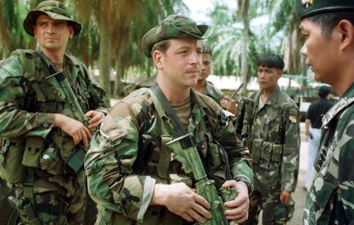 Tổng thống Philippines Rodrigo Duterte muốn lực lượng đặc nhiệm Mỹ rút hết khỏi miền Nam nước nàyẢnh: GRAM.PL