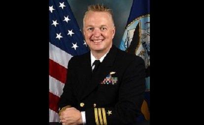 Nghi phạm John Michael Neuhart II. Ảnh: U.S Navy
