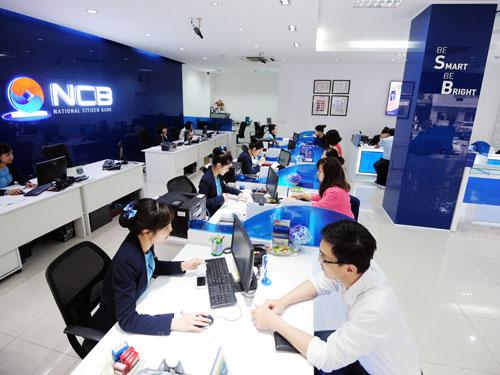 Từ 1-4, doanh nghiệp vay tiền tại NCB, lãi suất từ 8%/năm