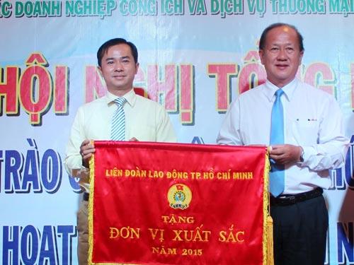 100% đơn vị tổ chức hội nghị người lao động