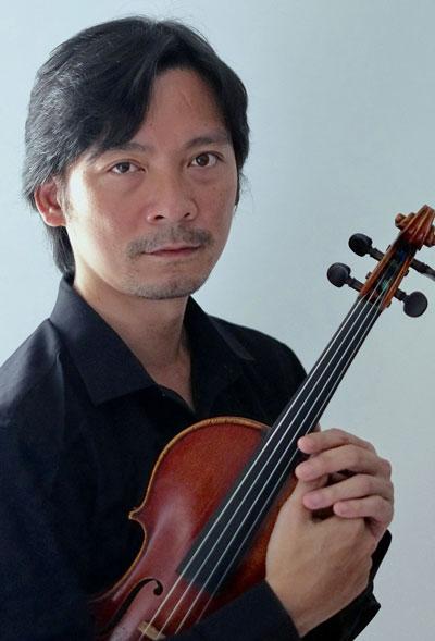Nghệ sĩ Nguyễn Hữu Khôi Nam - Ảnh do HBSO cung cấp
