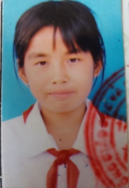 Nữ sinh Nguyễn Ngọc Dung