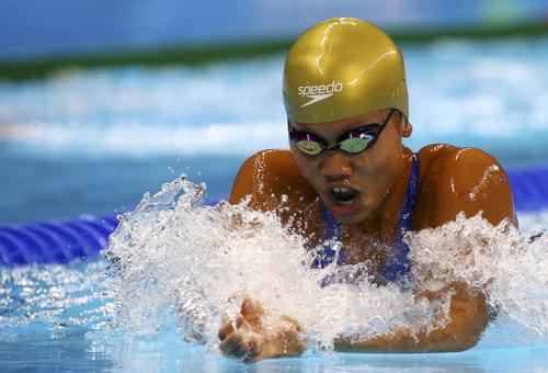 Ánh Viên thất bại nội dung thứ 3 liên tiếp, chia tay Olympic