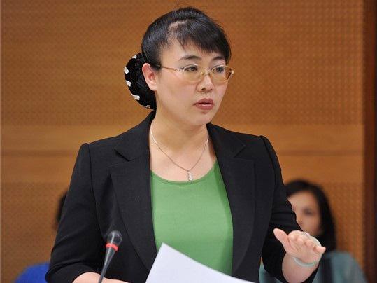 Bà Nguyễn Thị Nguyệt Hường sẽ bị HĐND TP Hà Nội xem xét bãi nhiệm tư cách đại biểu HĐND TP do liên quan tới vấn đề kê khai tài sản