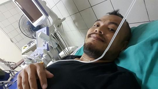 Trần Lập qua đời ở tuổi 42. Ảnh: Facebook