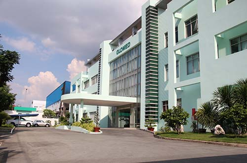 Nhà máy Glomed tại VIệt Nam
