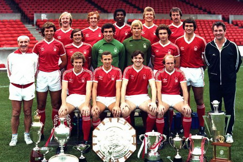 Nottingham Forest mùa 1978-1979