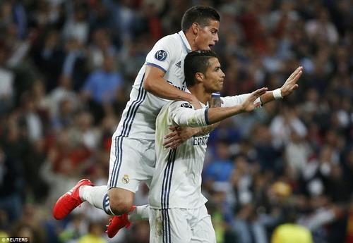 Giữ lời hứa, CR7 không ăn mừng bàn thắng trước Sporting