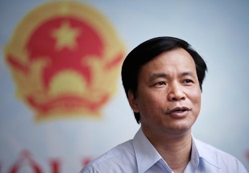 Tổng thư ký Quốc hội Nguyễn Hạnh Phúc - Ảnh: internet.