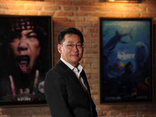 Ông Dong Won Kwak - Tổng Giám đốc CJ CGV Việt Nam - nhận định thị trường điện ảnh Việt Nam vẫn còn rất nhiều dư địa để phát triển Ảnh: THIÊN Ý