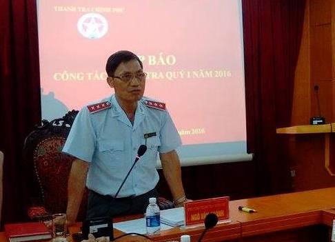 Phó Tổng TTCP Ngô Văn Khánh đánh giá việc bổ nhiệm cán bộ