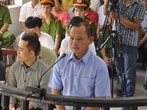 Nguyễn Ngọc Minh (Minh Sâm) đề nghị tòa xem xét giảm nhẹ mức án vì cho rằng bị cáo có công với cách mạng
