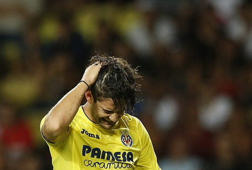 Vịt con Pato không giúp ích gì cho Villarreal