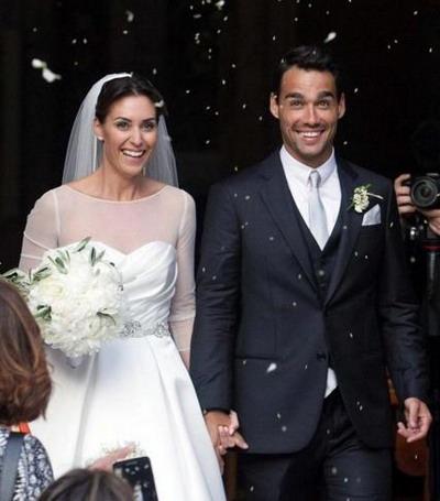 Flavia Pennetta và Fabio Fognini làm đám cưới từ tháng 6