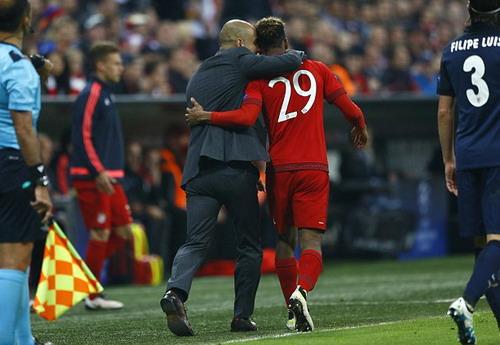 Coman là di sản quý giá Pep để lại Bayern Munich