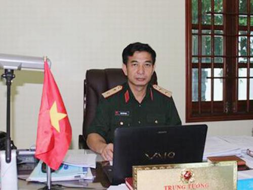 Trung tướng Phan Văn Giang, tân Thứ trưởng Bộ Quốc phòng - Ảnh: VGP