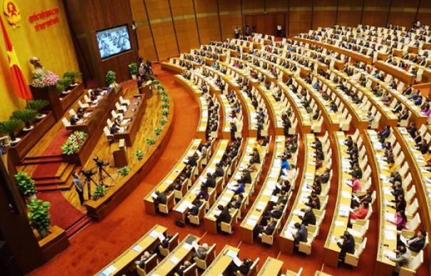 Phiên khai mạc kỳ họp thứ nhất, Quốc hội khóa XIV