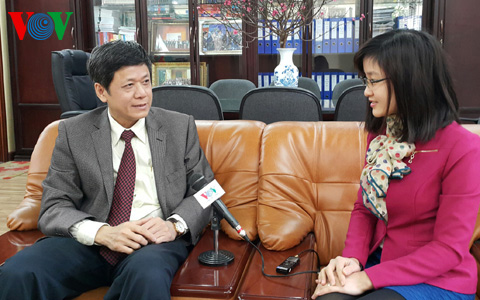 Ông Vũ Hải tiếp tục giữ chức Phó Tổng Giám đốc Đài Tiếng nói Việt Nam.
