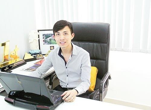 Thiếu gia Minh Nhựa đang điều hành công ty có doanh thu nghìn tỉ đồng.