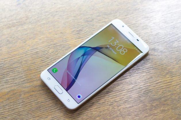 Galaxy J7 Prime sắp bán ra tại Việt Nam. Ảnh: Huy Nguyễn.