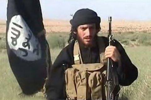 Abu Muhammed al-Adnani là một trong những thành viên đầu tiên của IS. Ảnh: New York Times