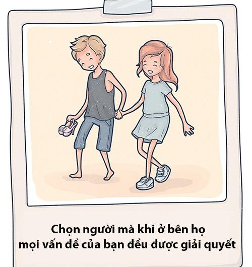 Chân dung người đàn ông sẽ khiến vợ hạnh phúc cả đời