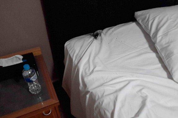 Vụ việc đã gây thiệt hại nhẹ cho khách sạn