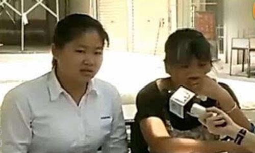 Cô gái 27 tuổi từng đau xót và thương cha trước khi phát hiện sự thật. Ảnh: Sohu.