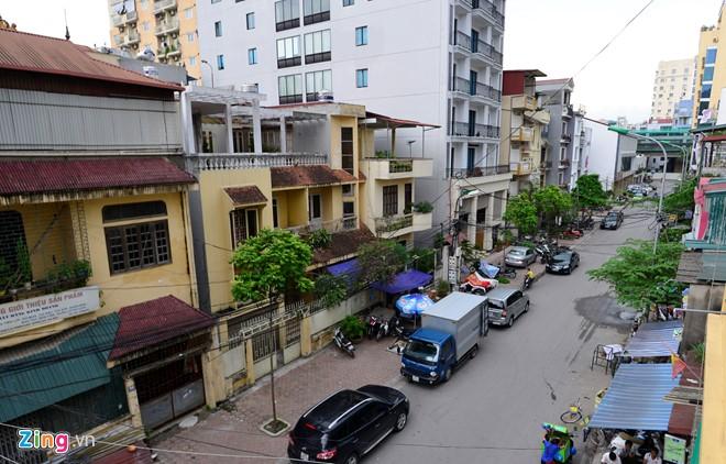 Dự án cống hóa con mương tại ngõ 9 Hoàng Cầu (quận Đống Đa) nối đường Hoàng Cầu và Nguyễn Lương Bằng đang biến nơi đây trở thành một con phố phát triển.