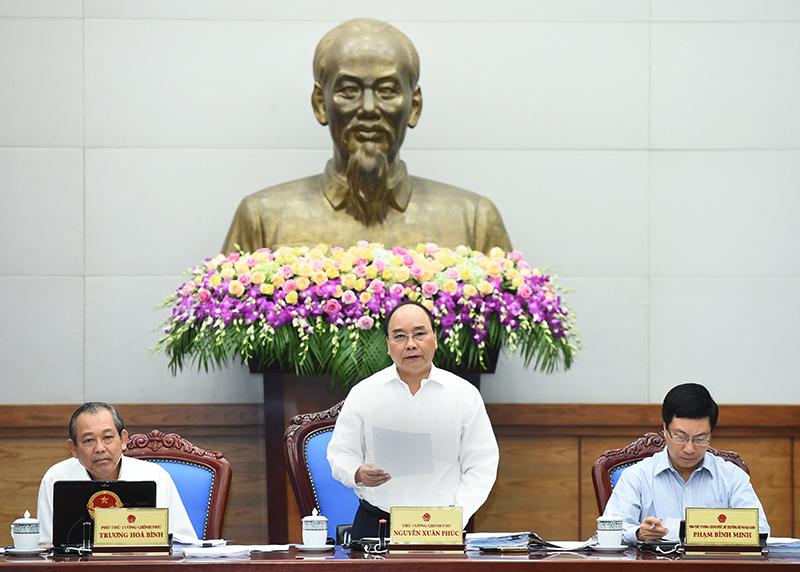Thủ tướng yêu cầu đánh giá xem lời nói có đi đôi với việc làm