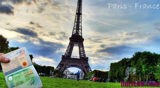 Lưu ý khi làm visa sang Pháp du lịch
