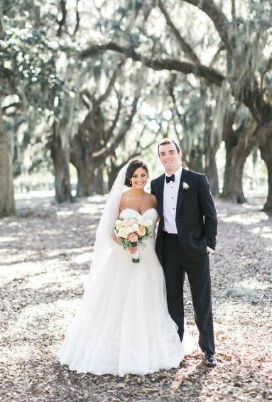 Jacquelyn Smith và chồng