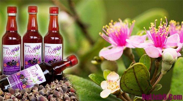 Rượu sim Phú Quốc ngon nổi tiếng.