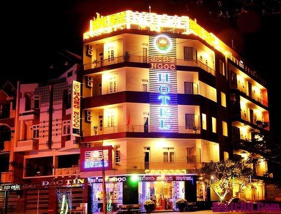 Khách sạn Hồng Ngọc Tuy Hòa