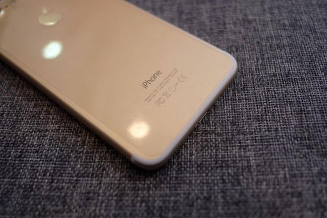 Chiếc iPhone 7 Plus nhái sử dụng chip MediaTek.